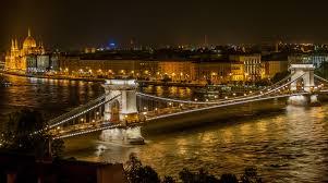 Pearl Bridge Budapest